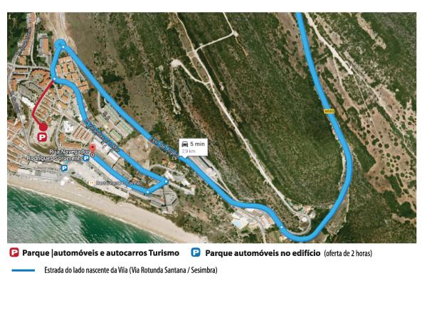 mapa google Restaurante o canhão